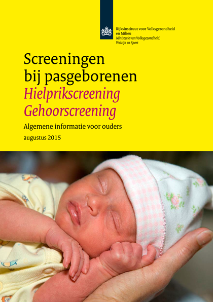 Hielprik screening
